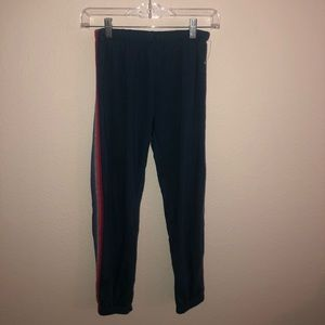Spiritual Gangster Side Stripe Sweatpants XS